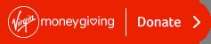 Donate via Virgin Money Giving
